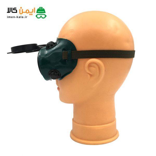 عینک جوش کاربیت و برشکاری