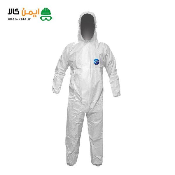 لباس یکبار مصرف یکسره تایوک (Tyvek)