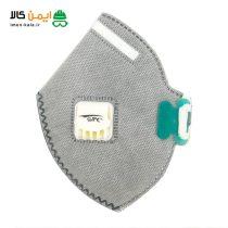 ماسک تنفسی سوپاپ دار spc مدل HY8226