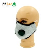 ماسک 5 لایه یحیی 999 دو سوپاپ با لایه کربن