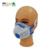 ماسک تنفسی 3MAX مدل FFP3