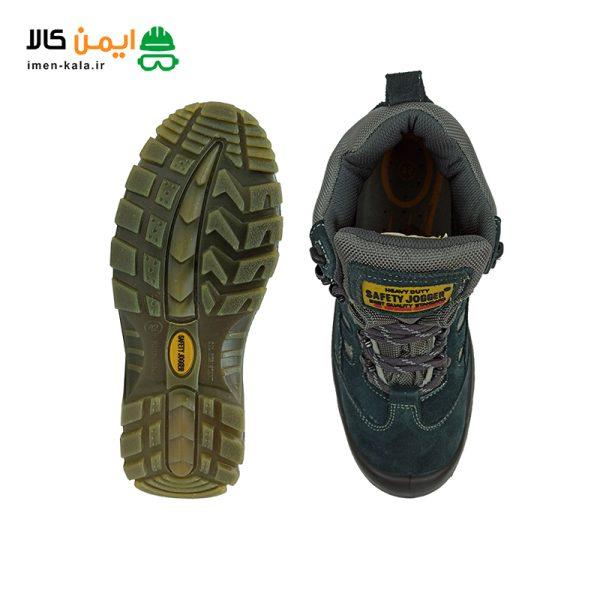 کفش ایمنی سیفتی جاگر مدل SATURNUS