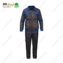 لباس کار مهندسی متریک کد 001