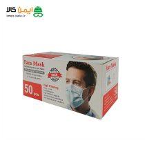 ماسک سه لایه پزشکی راگا بسته بندی 50 عددی