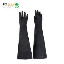 دستکش لاستیکی بلند