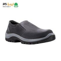کفش ایمنی ارک اپنکا کشی PU-TPU (عکس از رو به رو)