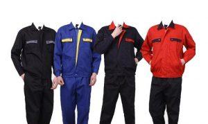 لباس کار حرفه ای