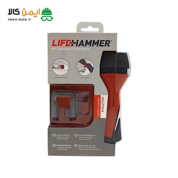 چکش اضظراری خودرو Life Hammer