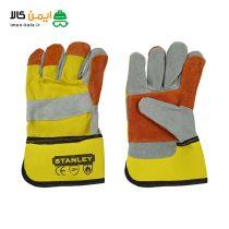 دستکش چرمی کف دوبل ایرانی