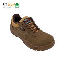 کفش ایمنی ایمن ترن مدل پاور E.TRAIN | CREAM